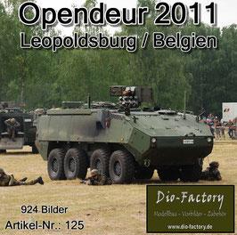 Opendeur Leopoldsburg / Belgien - 2011