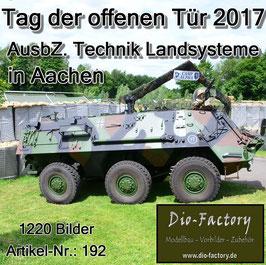 Ausbz. Technik Landsysteme in Aachen 2017