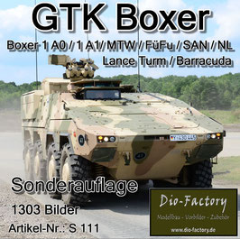 GTK Boxer Varianten