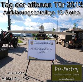 Aufklärungsbataillon 13 in Gotha - 2013