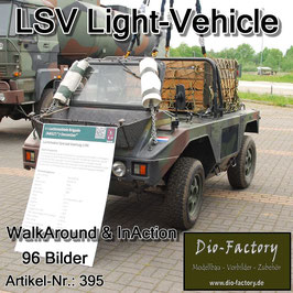 LSV - Light Vehicle der Luchtmobile Brigade