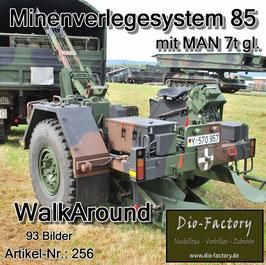 Minenverlegesystem 85 mit MAN 7t gl.