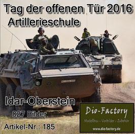 Artillerieschule in Idar-Oberstein 2016