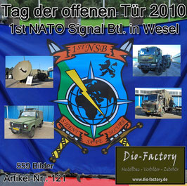 1st NATO Signal Bataillon in Wesel - 2010