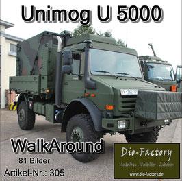 Unimog U 5000