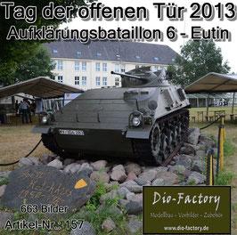 Aufklärungs-Bataillon 6 in Eutin 2013