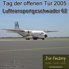 Lufttransportgeschwader 62 in Wunstorf - 2005