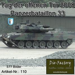 Panzerbataillon 33 in Luttmersen - 2008
