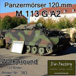 M 113 G A2 Panzermörser 120 mm