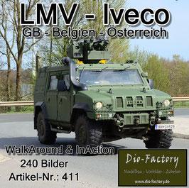 LMV - CLV Panther - LMV Husar