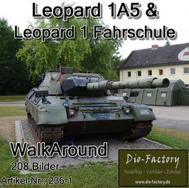 Leopard 1 A5 & Leopard 1 Fahrschule