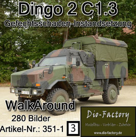 Dingo 2 C1.3 GSI-Trupp