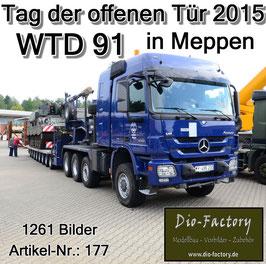 Wehrtechnische Dienststelle 91 in Meppen 2015