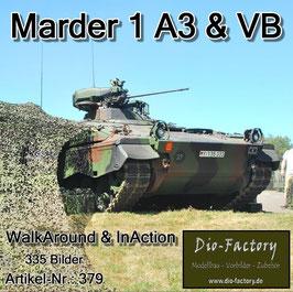 Marder 1 A3 und VB