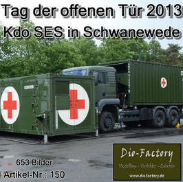 Kommando SES in Schwanewede - 2013