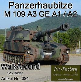 M 109 A3 GE A1 / A2 Panzerhaubitze
