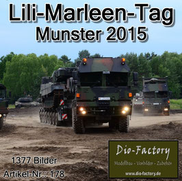 Lili-Marleen-Tag 2015 in Munster