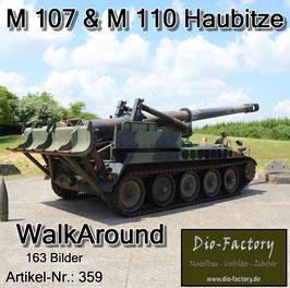 M 107 & M 110 Haubitze