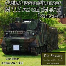 M 113 A2 GE Gefechtsstandpanzer (M 577)