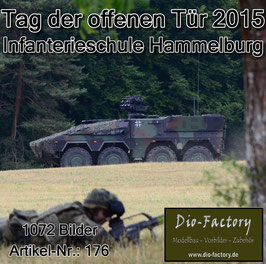 Infanterieschule in Hammelburg 2015