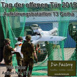 Aufklärungsbataillon 13 in Gotha 2015