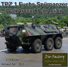 TPZ 1 Fuchs KWS - ABC Spürpanzer