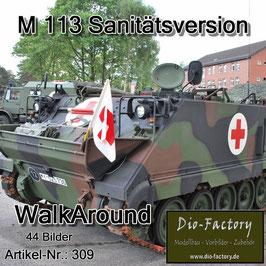 M 113 Sanitätsversion