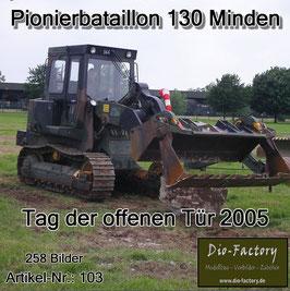 Pionierbataillon 130 in Minden - 2005