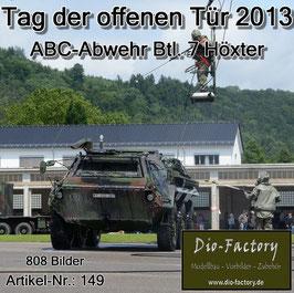 ABC-Abwehrbataillon 7 in Höxter - 2013