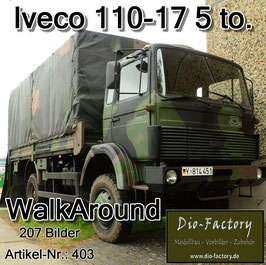 Iveco 110-17 5to.