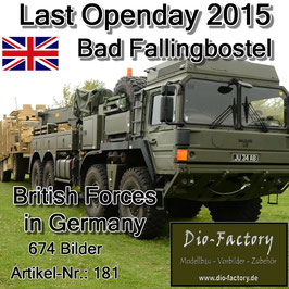 Last Openday - British Forces in Germany 2015