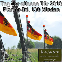 Pionierbataillon 130 in Minden - 2010
