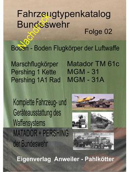 Boden-Boden Flugkörper der Luftwaffe - Publikation