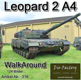 Leopard 2 A4 Kampfpanzer