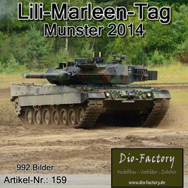 """Lili-Marleen-Tag"" in Munster 2014"