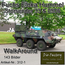 "TPZ 1 Fuchs ""HUMMEL"" Eloka VHF"