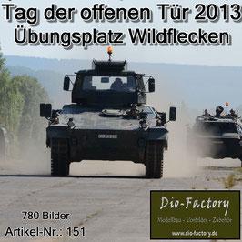 Übungsplatz Wildflecken - 2013