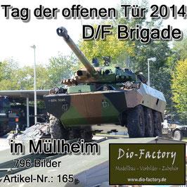 Deutsch / Französische Brigade in Müllheim 2014