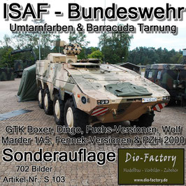 ISAF - Bundeswehr