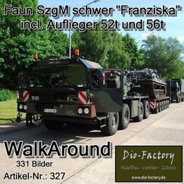 """Faun SzgM schwer """"Franziska"""""""