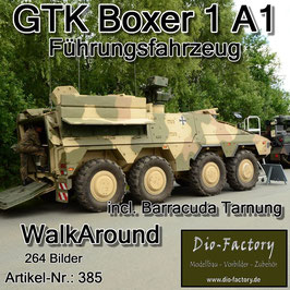 GTK Boxer 1 A1 Führungsfahrzeug