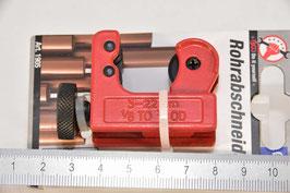 Miniatur-Rohrabschneider 3-22 mm