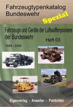 Luftwaffenpioniere der BW - Publikation