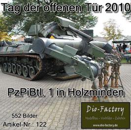 Panzer-Pionierbataillon 1 in Holzminden - 2010