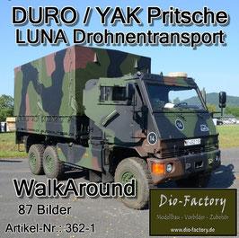 Duro / YAK Pritsche