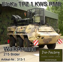 TPZ 1 Fuchs EloKa - KWS RMB