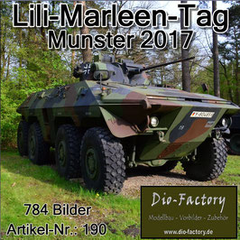 Lili-Marleen-Tag in Munster 2017