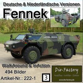 FENNEK - Deutsche & NL-Versionen