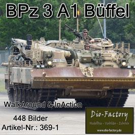 Bergepanzer 3 A1 Büffel