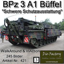 """Bergepanzer 3 A1 Büffel """"Schwere Schutzausstattung"""""""